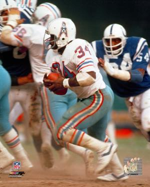 Earl Campbell Action