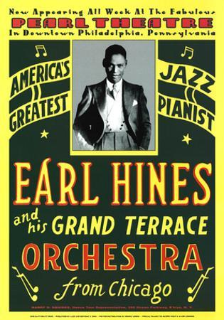 Earl Hines and his Grand Terrace Orchestra from Chicago
