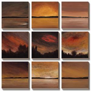 Horizontal Lines by Earl Kaminsky