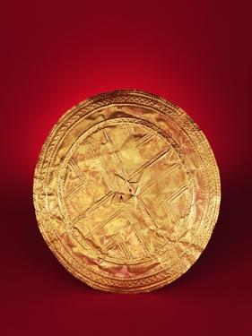 Disc Possibly Used as a Brooch, from Tedavnet, County Monaghan, 2200-2000 Bc by Early Bronze Age