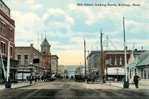 Early Downtown Billings
