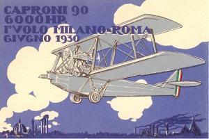 Early Italian Biplane