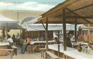 Early Market, Juarez, Mexico