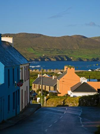 Early Morning, Allihies Village, Beara Peninsula, County Cork, Ireland