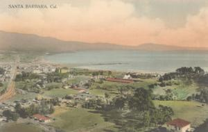 Early Overview of Santa Barbara, California