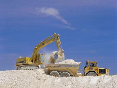 Earth Removal, Jcbs/Diggers, Construction Industry by G Richardson