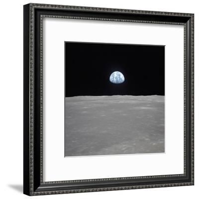 Earth Vista--Framed Giclee Print