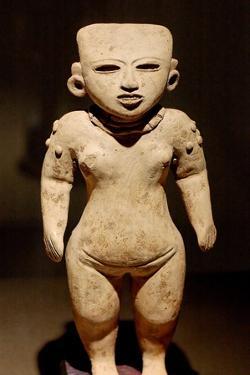 Earthenware Figurine from Teotihuacan