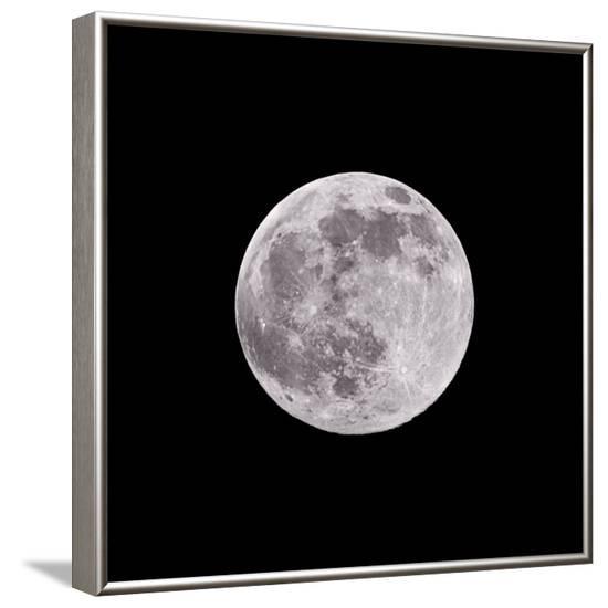 Earths Moon-Steve Gadomski-Framed Photographic Print