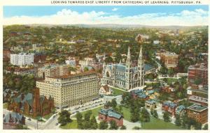 East Liberty, Pittsburgh, Pennsylvania