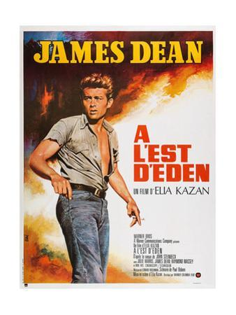 East of Eden, 1955
