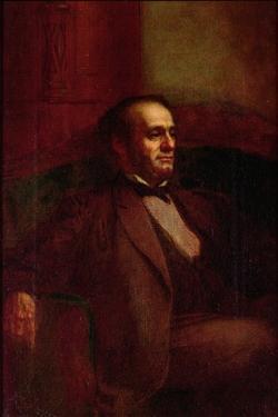 Joseph Warren of Troy, C.1863 by Eastman Johnson
