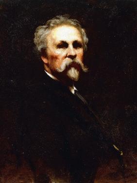 Self-Portrait by Eastman Johnson