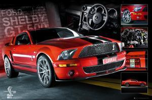 EASTON - Red Mustang