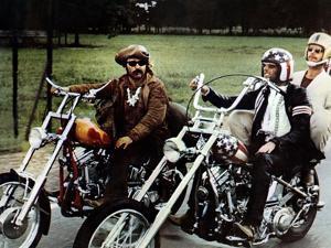 Easy Rider, Dennis Hopper, Peter Fonda, Jack Nicholson, 1969