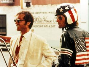 Easy Rider, Jack Nicholson, Peter Fonda, 1969