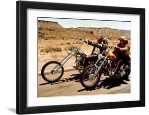 Easy Rider  Peter Fonda  Dennis Hopper  1969