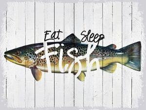 Eat, Sleep, Fish