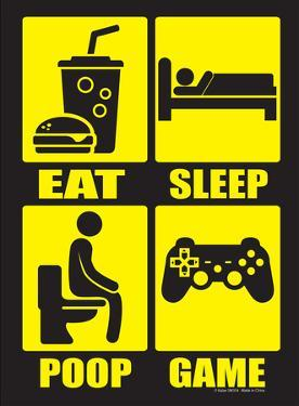 Eat Sleep Poop Repeat