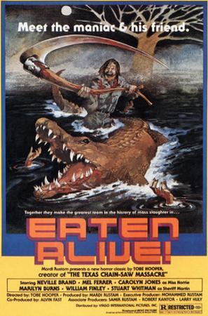 Eaten Alive, 1977