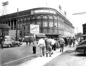 Ebbets Field, Brooklyn, New York, c.1947