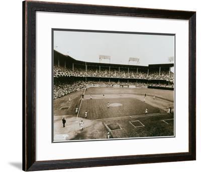 Ebbets Field - Inside - ©Photofile