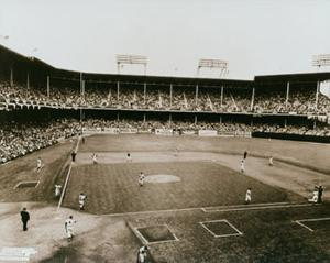 Ebbets Field - Inside