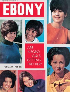Ebony February 1966 by EBONY Staff