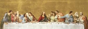 The Last Supper (after Leonardo da Vinci) by Eccentric Accents