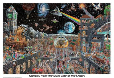 Echoes From The Darkside Of The Moon - Tom Masse