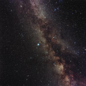 Aquila Constellation by Eckhard Slawik