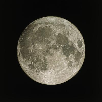 Full Moon by Eckhard Slawik