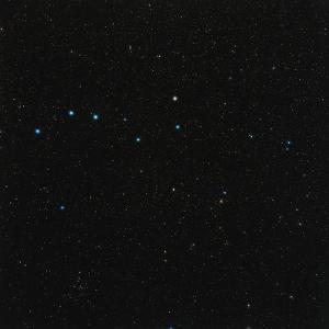 Ursa Major Constellation by Eckhard Slawik