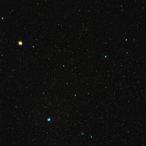 Virgo Constellation by Eckhard Slawik