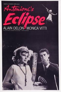Eclipse, (aka L'Eclisse), Monica Vitti, Alain Delon, 1962