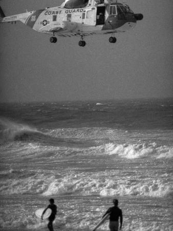 Hurricane Belle 1976