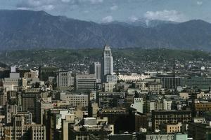 Los Angeles by Ed Carlin