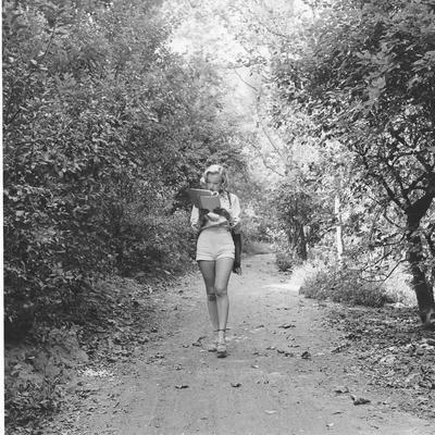 Marilyn Monroe in California