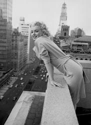 Marilyn Monroe At The Ambador Hotel New York C 1955 By Ed Feingersh