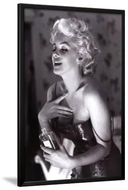 Ed Feingersh Marilyn Monroe Chanel Glow Movie Poster Print