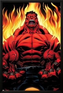 Hulk No.1 Cover: Hulk by Ed McGuinness