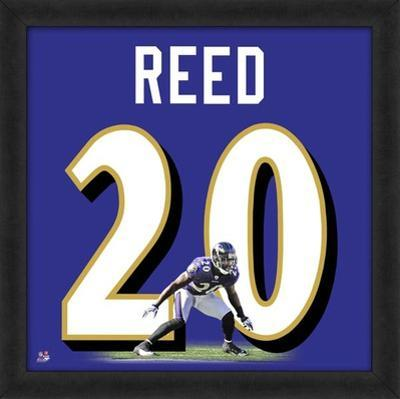 Ed Reed, Ravens representation of the player's jersey