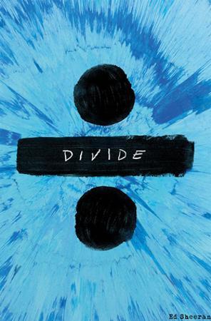 Ed Sheeran- Divide Album Logo