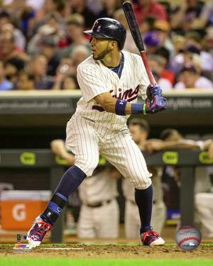 Eddie Rosario 2015 Action