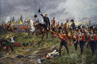 """""""The Whole Line Will Advance"""", the Battle of Waterloo"""