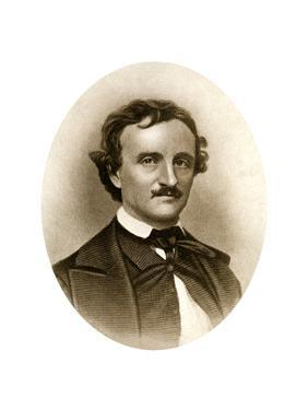 Edgar Allan Poe, American Poet, Short Story Writer, Editor and Critic