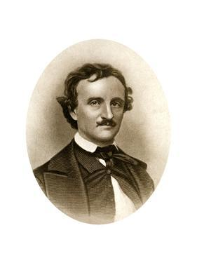 Edgar Allan Poe, American Poet, Short Story Writer, Editor and Critic