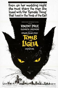 """Edgar Allan Poe's the Tomb of Ligeia, 1964, """"The Tomb of Ligeia"""" Directed by Roger Corman"""