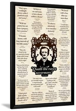 Edgar Allen Poe - Quoth the Raven