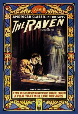 """Edgar Allen Poe's """"The Raven"""""""""""""""